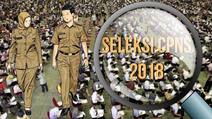Dibuka Akhir Juli, Pastikan Hanya di Situs sscn bkn go id Pendaftaran CPNS 2018