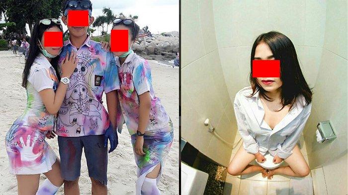 Dugem Rayakan Kelulusan, 2 Gadis Baru Lulus SLTA Ini Menjerit Saat Kemaluannya Akan Dimasukan Selang