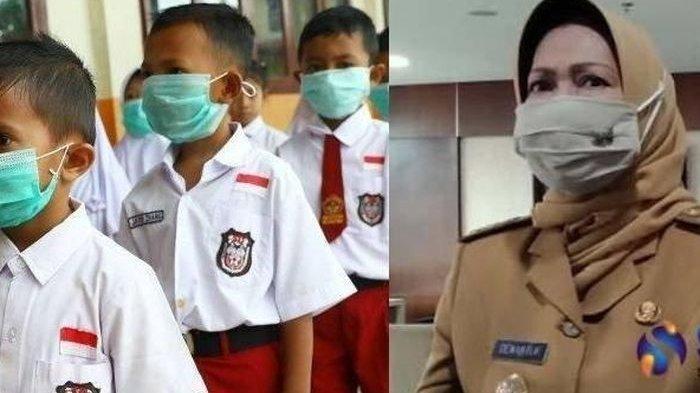 Kemendikbud Terbitkan 19 Syarat New Normal di Sekolah, Posisi Duduk Antar Siswa Minimal 1,5 Meter