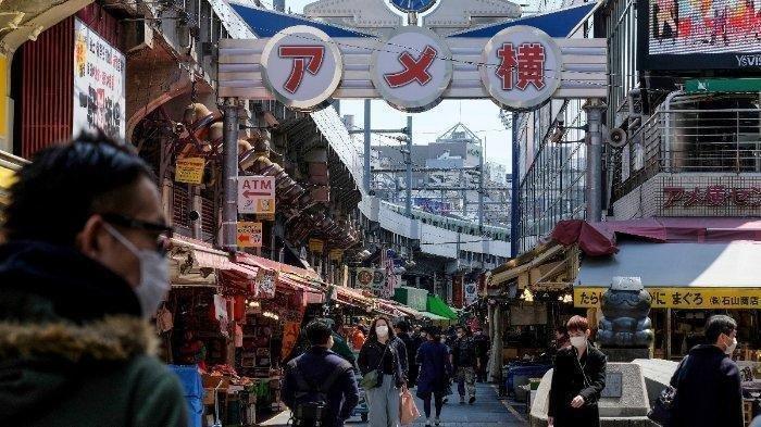 Di Tengah Pandemi Covid-19, Jepang Izinkan Wisatawan Mancanegara Masuk ke Negaranya