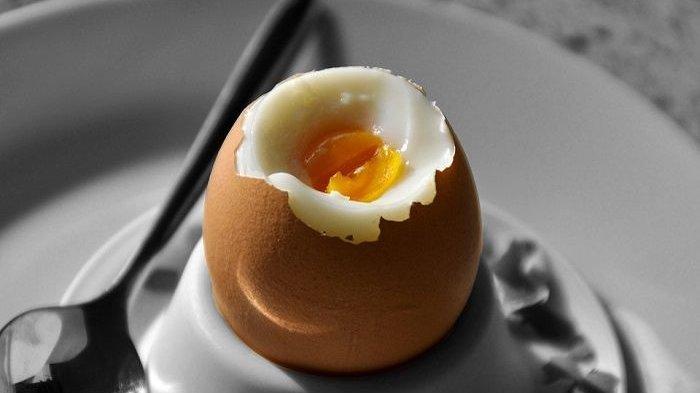 Telur Rebus Sering Jadi Pilihan untuk Sarapan, Begini Cara Mengenal 4 Tingkat Kematangannya