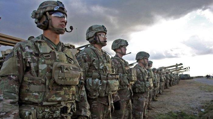 AS Sedang Genting, 15.000 Pasukan Militernya Menuju Washington, Jelang Pelantikan JoeBiden