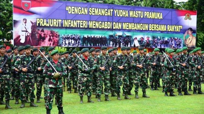 68 Perwira TNI Dimutasi, 19 kolonel dan Sisanya 49 Jenderal, Ini Daftar Lengkapnya