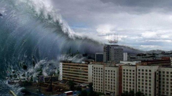 Inilah Langkah-langkah yang Diambil Saat Gelombang Tsunami Datang
