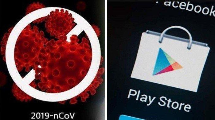 Google dan Apple Cekal Aplikasi Terkait Virus Corona yang Marak di App Store & Play Store