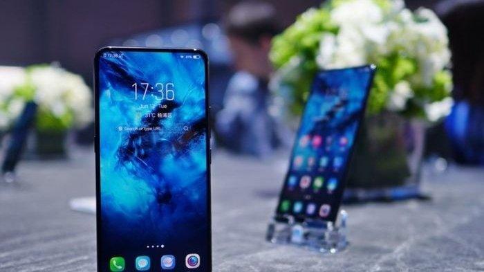 Samsung, Xiaomi, Oppo dan LG Kembangkan Ponsel Layar Lipat, Vivo Fokus Bikin yang Stylish