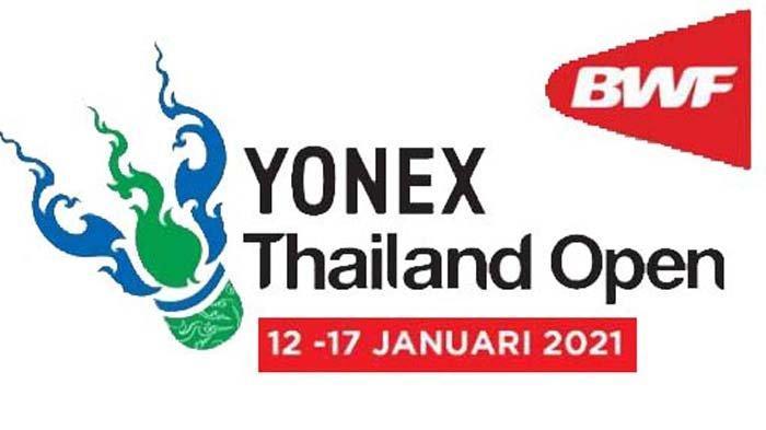 Live Streaming Thailand Open I 2021 Mulai Pukul 11.00 WIB, Hari Ini 6 Wakil Indonesia Berlaga