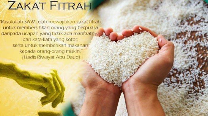 Membayar Zakat Fitrah, Berikut Ini Doa dan Tata Caranya serta Pihak Penerimanya