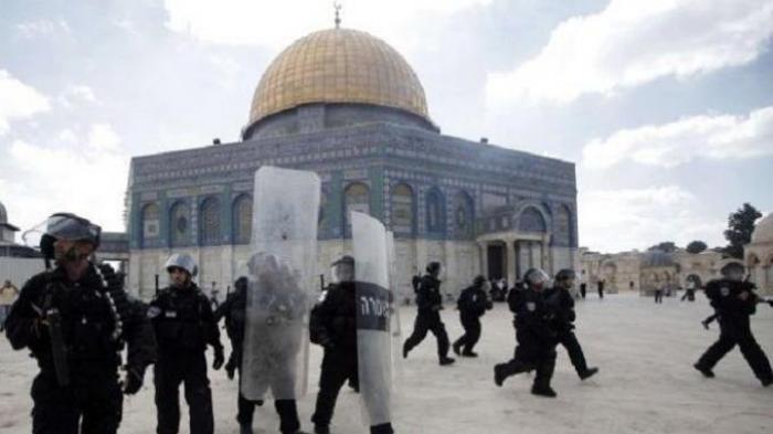 Rakyat Palestina Dibantai Israel, Negara Arab Larang Rakyatnya ke Masjid Al Aqsa, Karena Alasan Ini