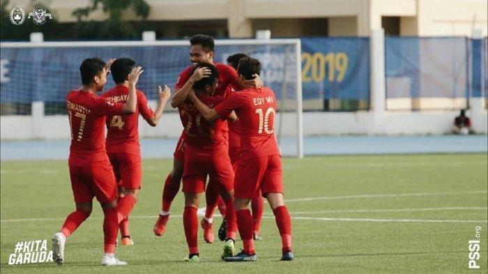 Sedang Berlangsung Timnas Indonesia U-23 Vs Myanmar, Link Live Streaming Nonton di HP