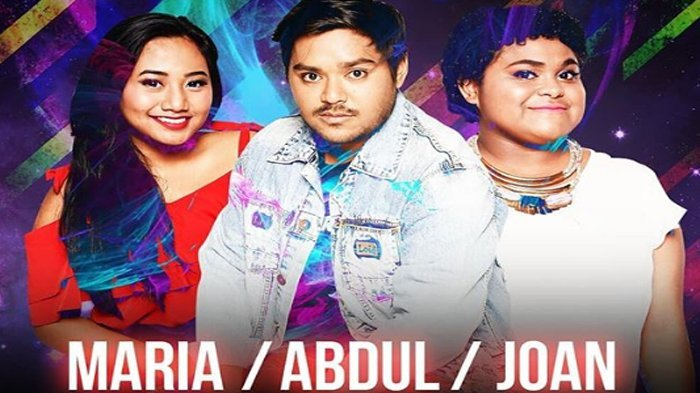 3 Finalis Indonesian Idol Malam Ini akan Dendangkan Lagu Penyanyi Muda