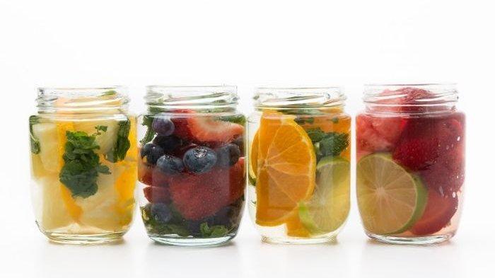 5 Pilihan Infused Water Mujarab Turunkan Tekanan Darah Tinggi, Simak Cara Membuatnya!