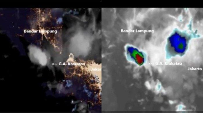 Inilah Kata Media Asing tentang Suara Dentuman Gunung Anak Krakatau, Terdengar Hingga 150 Kilometer?