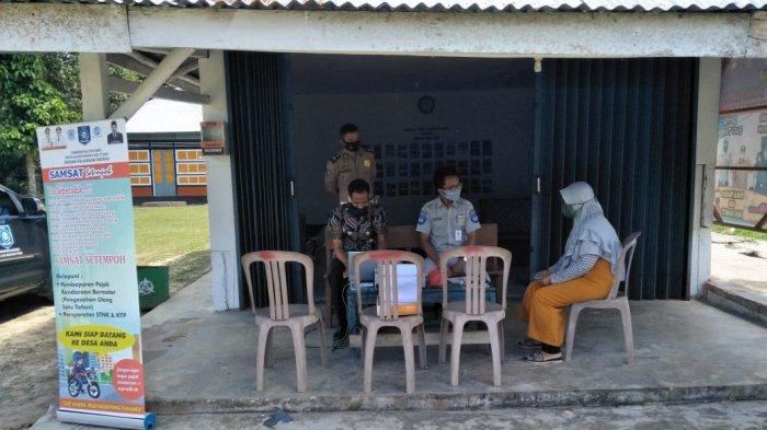 Inovasi Satlantas Polres Belitung Timur, Tawarkan 'Bajak Sapi' ke Masyarakat