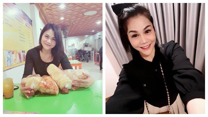 Tampil Tak Biasa, Penampilan DJ Katty Butterfly saat Jalan-jalan di Pasar Malam Jadi Sorotan