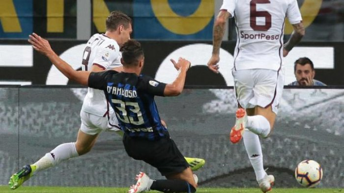 Video Parade Gol Inter Milan Ditahan Imbang Torino 2-2