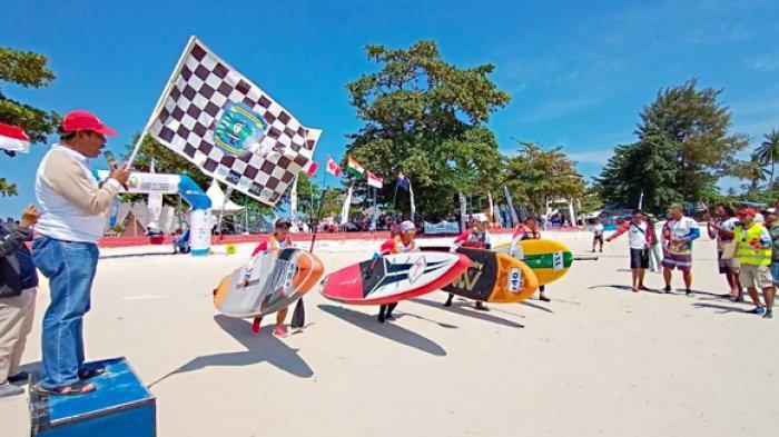 International Stand Up Paddle and Kayak Marathon 2019