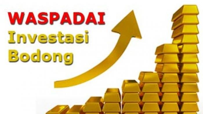 Rp 105,81 Triliun Kerugian dari Investasi Bodong