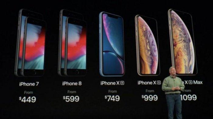 Apple Kalah Sengketa, Hampir Seluruh Seri iPhone Terlarang Dijual di China