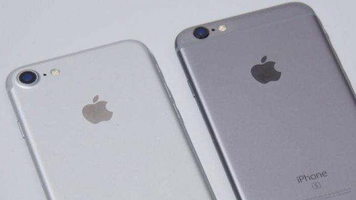 Beredar Wujud iPhone 7
