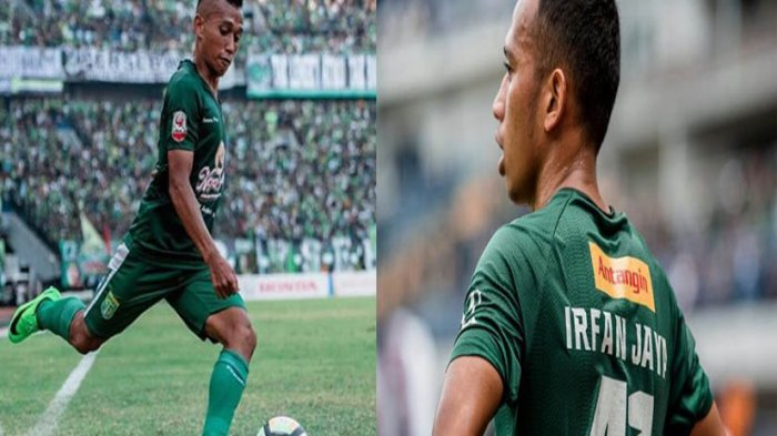 5 Fakta Irfan Jaya, Pemain Timnas Indonesia yang Jago Ngolongin Lawan