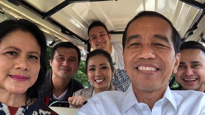 Begini Respon dan Ekspresi Jokowi Saat Dengar Julukan Cebong dan Kampret, Lalu Beri Pesan Tegas
