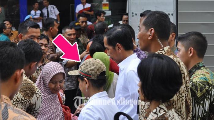 Setelah Topi Si Putra Bungsu, Giliran Topi Istri Jokowi Menyita Perhatian