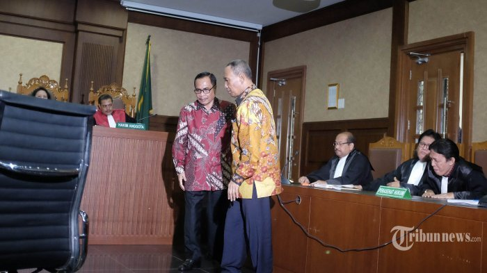 Memori Banding KPK Jerat Setya Novanto Dalam Kasus e-KTP Ditolak, Ini Pertimbangan Majelis Hakim