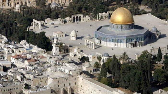 Rencana Busuk Israel Kuasai Masjid Al Aqsa, Akan Gelar Ibadah Terlarang, Larang Umat Islam Masuk