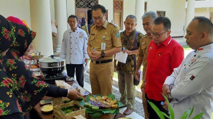 Pemkab Belitung Seleksi Produk Makanan UKM, Siapkan Festival Food Street