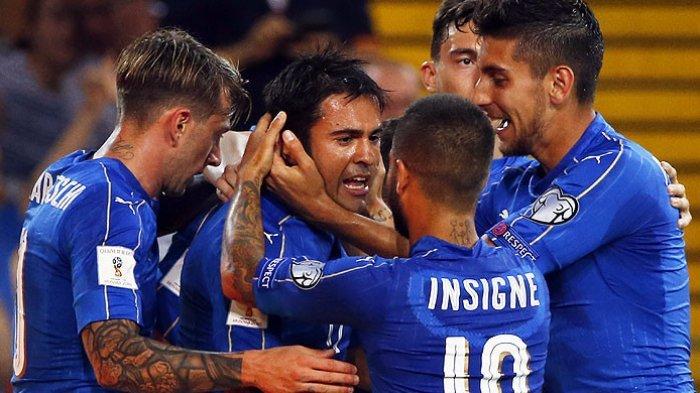 Tonton Live Streaming Laga Swedia vs Italia Pukul 02.45 WIB Ini, Rekor Pertemuan Italia Unggul