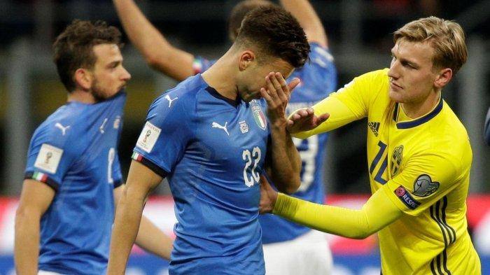 Meski Gagal Lolos, Italia Berpeluang Tampil di Piala Dunia 2018 Gantikan Peru, Ini Penyebabnya!