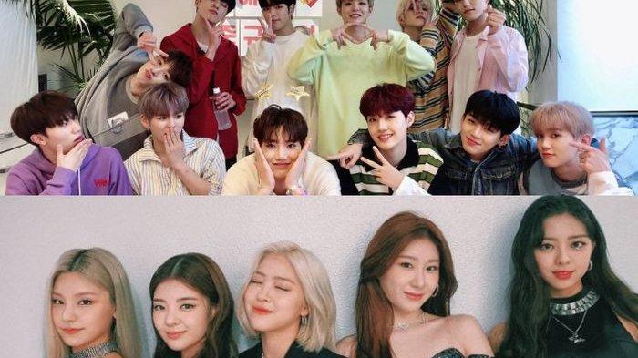 ITZY dan Treasure Manjakan Penggemar K-Pop Tanah Air, Hadir di Acara WIB Tokopedia Akhir Bulan Ini