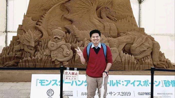 Biak Belitong Ini Lebaran di Jepang, Rindu Makan Bedulang Saat Hari Raya