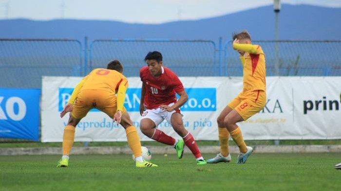 Ada Kutukan di Balik Hasil Seri Timnas U-19 Indonesia Vs Makedonia Utara