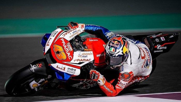Jack Miller Ganti Baru Tahun Ini, Sempat Bikin Kejutan di MotoGP Qatar