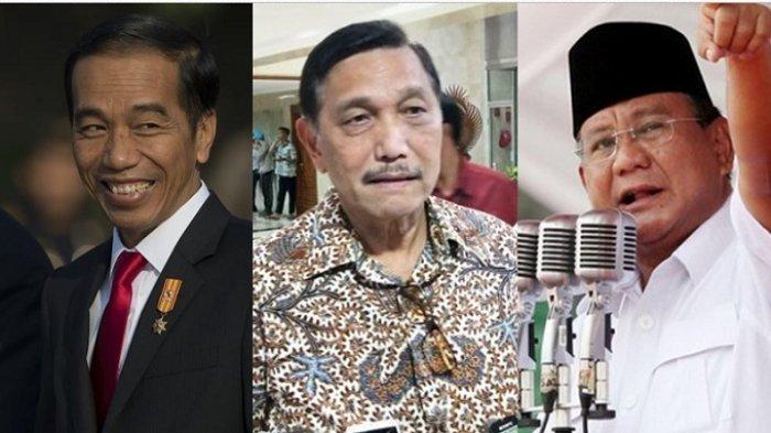 Gegara Hal Ini, Luhut Pandjaitan yang Jadi Utusan Jokowi Gagal Temui Prabowo, Pertemuan pun Tertunda