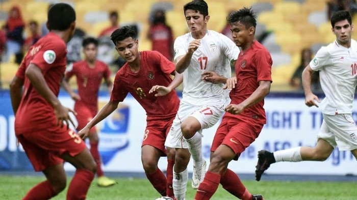 Ini Jadwal Siaran Langsung Timnas U-16 Indonesia vs India Piala AFC U-16 2018 di MNC TV