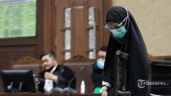 ICW Tak Kaget Jaksa Pinangki Dituntut 4 Tahun Penjara, Kejagung Tak Serius, Wajar Mantan Anak Buah