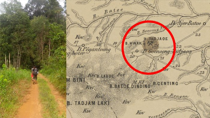 Jalan dan Kampung Ini Menghilang dari Peta Pulau Belitung, Ternyata Begini Masalahnya