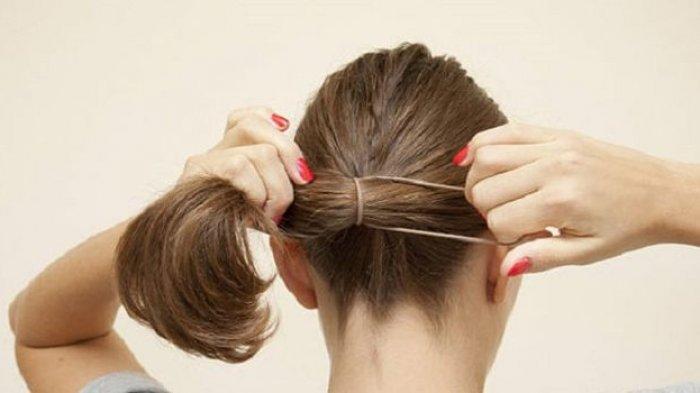 Setop Mulai Sekarang! Jangan Ikat Rambut Terlalu Kencang, Selain Sakit Kepala Bisa Berdampak Lain