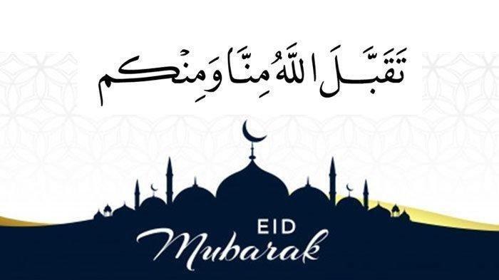 Bukan Minal Aidin wal Faizin, tapi Kalimat Ini Biasa Diucapkan Rasulullah saat Lebaran Idul Fitri