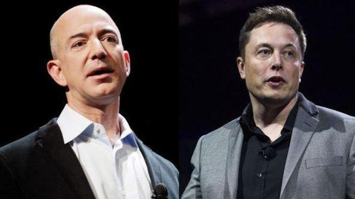 Elon Musk Orang Nomor 1 Terkaya di Dunia, Kekayaan Jeff Bezos Kalah Jauh, Tapi Malas Bayar Pajak