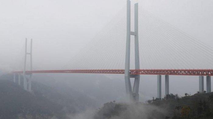 Cuma China Yang Punya Jembatan Ini, Anda Bisa Terkagum-kagum