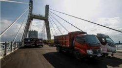 Setelah Jembatan Emas, Rustam Janji Jembatan ke Sumatera
