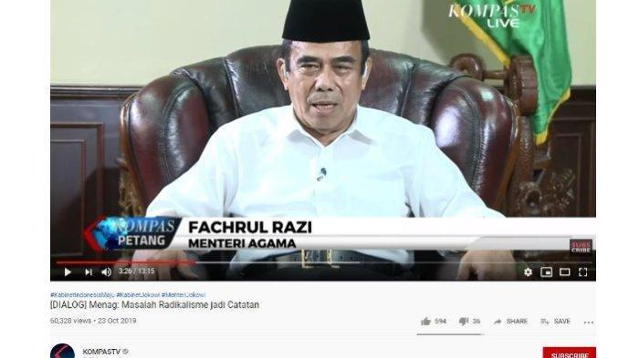 Menag Fachrul Razi Imbau Shalat Idul Fitri di Rumah, Ini Penjelasan Tata Caranya