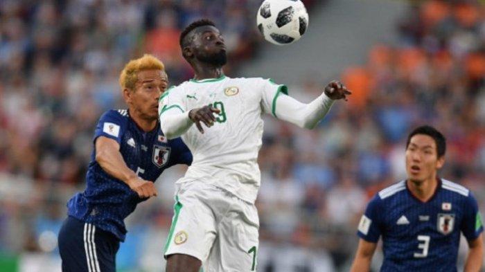 Jepang dan Senegal Jadi Tumpuan Asa Asia dan Afrika, Tiket Fase Gugur Diborong Eropa dan Amerika