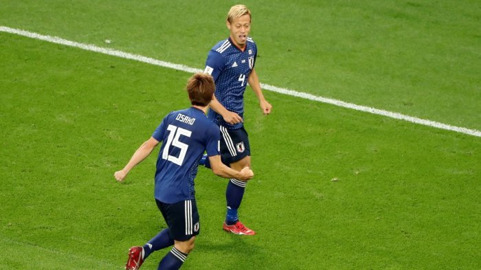 Jepang Jadi Satu-satunya Wakil Asia di Babak 16 Besar Piala Dunia 2018