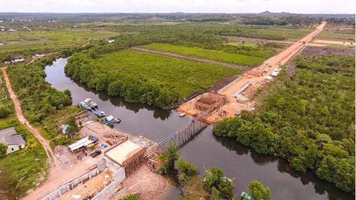 Pembangunan Kota Pangkalpinang di Tengah Covid-19 Dinilai Melejit, Ketua DPRD Puji Kinerja Wali Kota