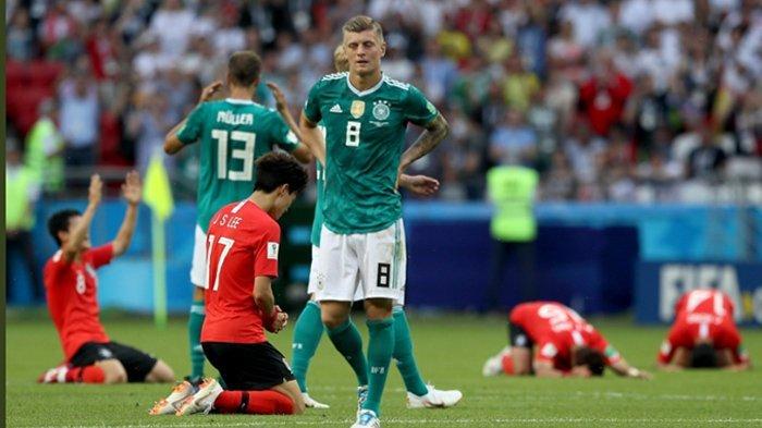 Dua Tim Juara Piala Dunia Ini Bernasib Lebih Mengenaskan Dibanding Jerman, Semua dari Eropa!